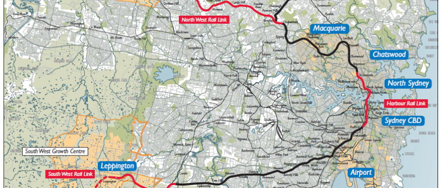 WestConnex Roads Project or 2nd Rail Harbour Crossing – which would you choose?