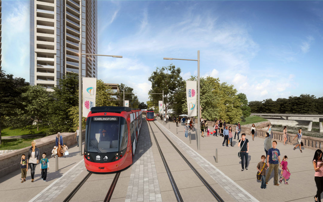Parramatta Light Rail Independent Bid Review Services