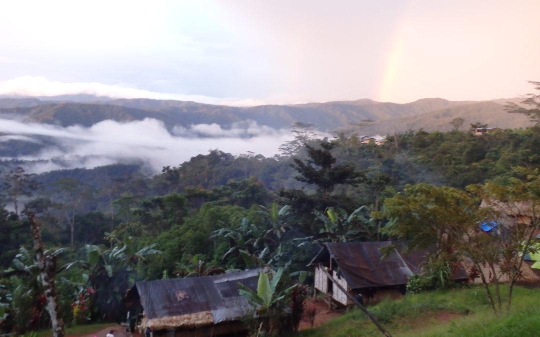 Kokoda - In the Clouds...2014