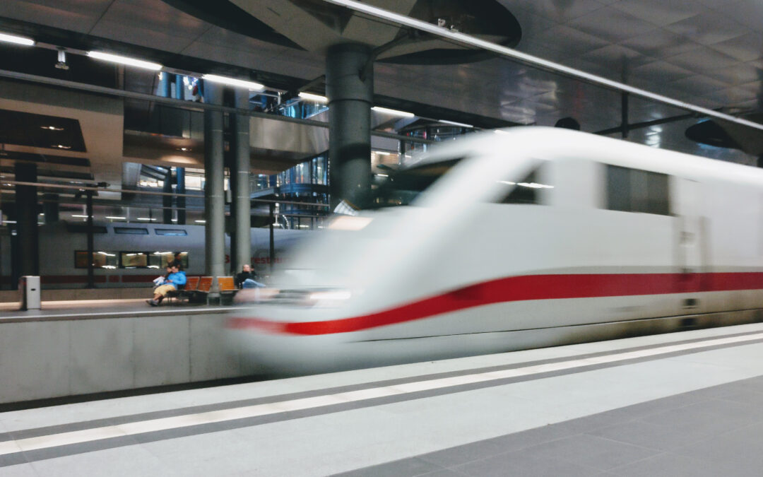 High Speed Rail in Australia – a word of caution…..